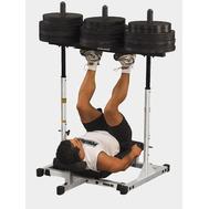 Тренажёр на свободных весах - вертикальный жим ногами BODY SOLID POWERLINE PVLP156, фото 1