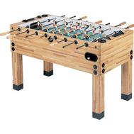 Футбольный стол на ножках - Champion 140х74х86, светлый, фото 1
