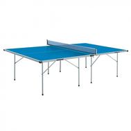 Всепогодный теннисный стол DONIC TOR-4 синий, фото 1