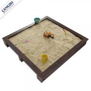 Детская песочница САМСОН ДЮНА лак венге, фото 1