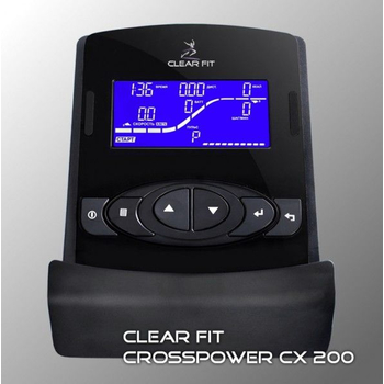 Эллиптический тренажер CLEAR FIT CROSSPOWER CX 200, фото 7