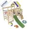 Компактная детская игровая площадка - Чердак САМСОН НЕМО, для дома и улицы, фото 1